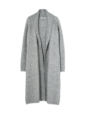 threedots�i�X���[�h�b�c�j��mixed wool alpaca l/s long coat�i�E�[���A���p�J�~�b�N�X�@�����O�R�[�g�j