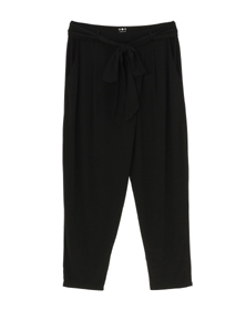 travel line crossover pant w/tie