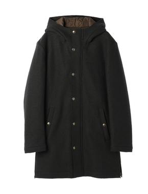 threedots(スリードッツ)のfelting wool military coat(フェルティングウール ミリタリーコート)