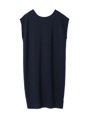 threedots(スリードッツ)のponte dress(ポンテ ドレス)