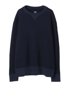 novelty fleece l/s crew
