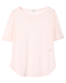 tencel puff sleeve tee