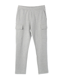 men's stretch ponte cargo pant