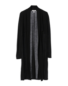 tencel double cardigan