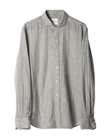 double gauze l/s shirt